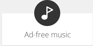 youtube music key Ad-free music