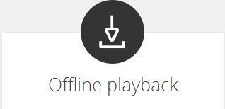 youtube music key offline playback